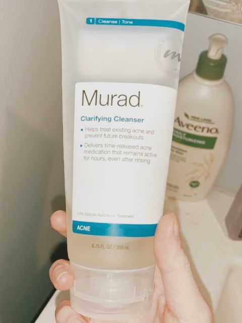 BEST FACEWASH YOULL EVER TRY