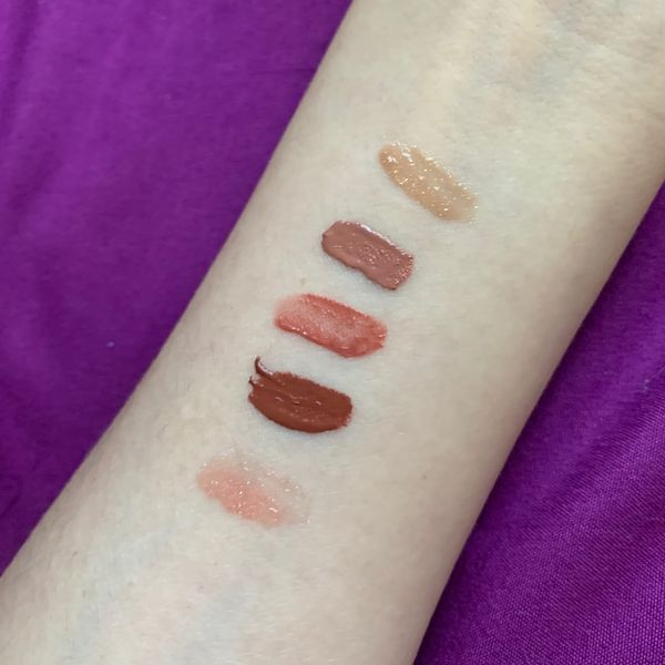 Colourpop Nude Collection 👄 | Cherie