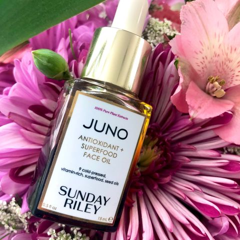 Awesome Face Oil for Combination Skin!