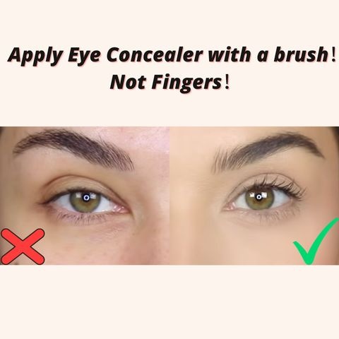 What a life-changing moment when I use a brush! See Tutorial👇👇👇