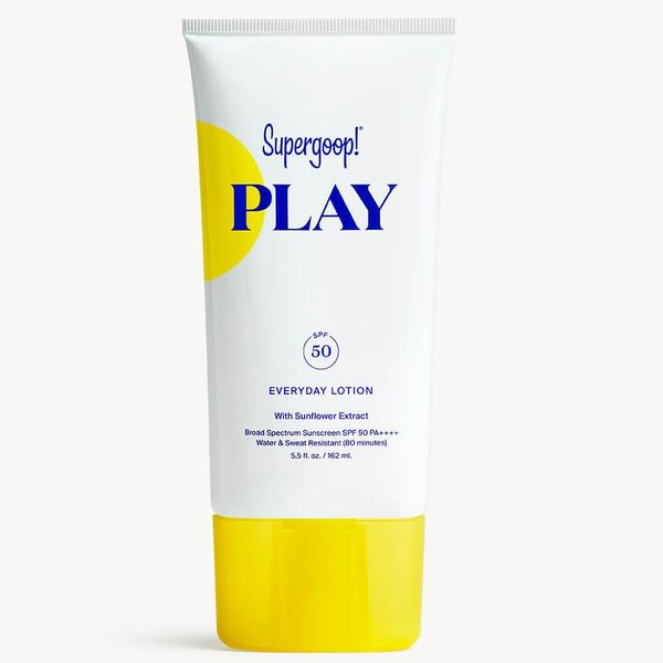 Play Everyday Lotion SPF 50 With Sunflower Extract, Supergoop!, cherie