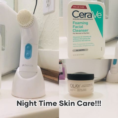 Night Time Routine!!!💗