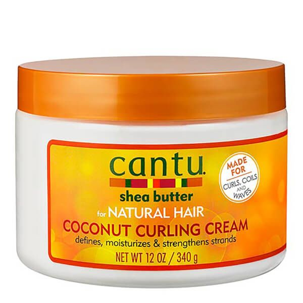 Shea Butter for Natural Hair Coconut Curling Cream, cantu, cherie