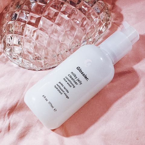 My first product from Glossier