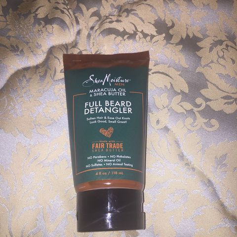 Shea Moisture Men - Full Beard Detangler