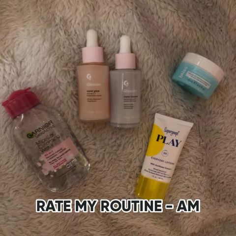 AM ROUTINE - summer 2020