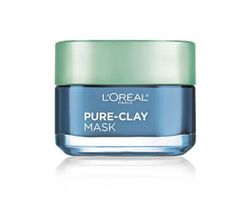 PURE-CLAY Clear & Comfort Face Mask