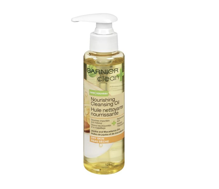 Clean+ Nourishing Cleansing Oil For Dry Skin