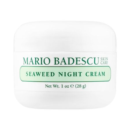Seaweed Night Cream, MARIO BADESCU, cherie