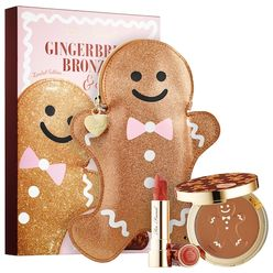 Gingerbread Bronzed & Kissed