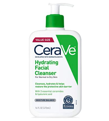 Hydrating Face Cleanser For Normal To Dry Skin