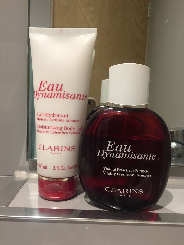 Straight from Paris to your bathroom - Clarins E   Cherie
