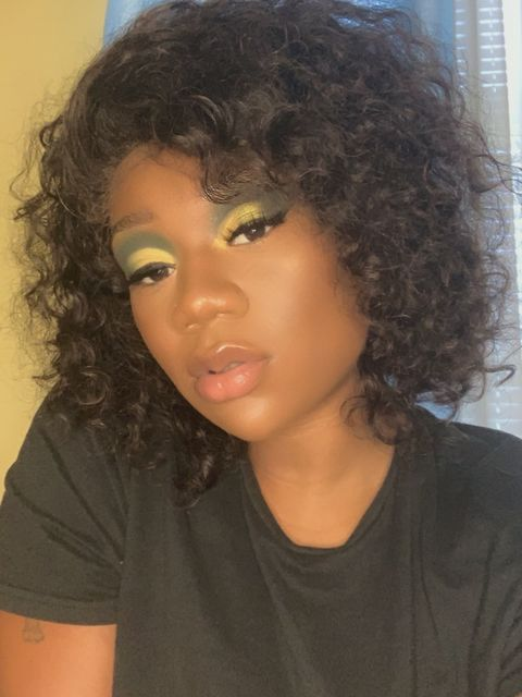 Green Cut Crease 💚