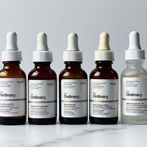 Rapid Reviews: The Ordinary Serums