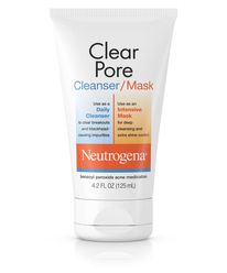 Clear Pore Cleanser/Mask
