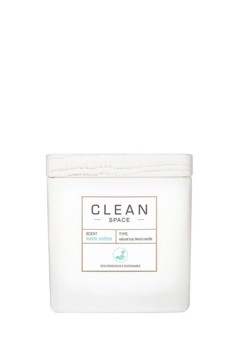 Warm Cotton Natural Soy Blend Candle