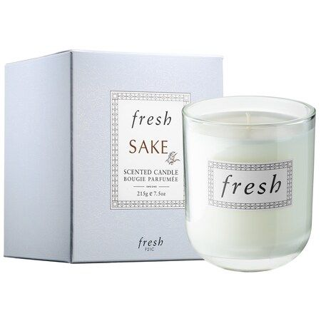 Sake Scented Candle