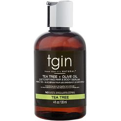 Tea Tree + Olive Oil Detoxifying Hair & Body Serum
