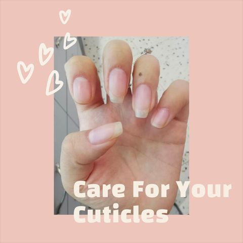 How to give your cuticles the TLC they deserve!
