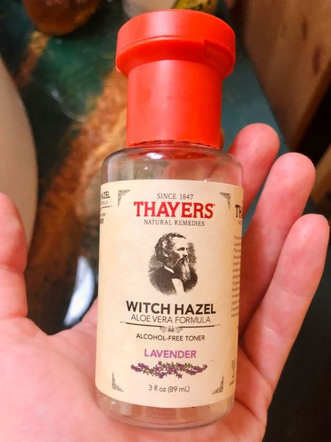 Why did I ever stop using witch hazel?!