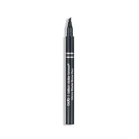 The Microblade Effect: Brow Pen