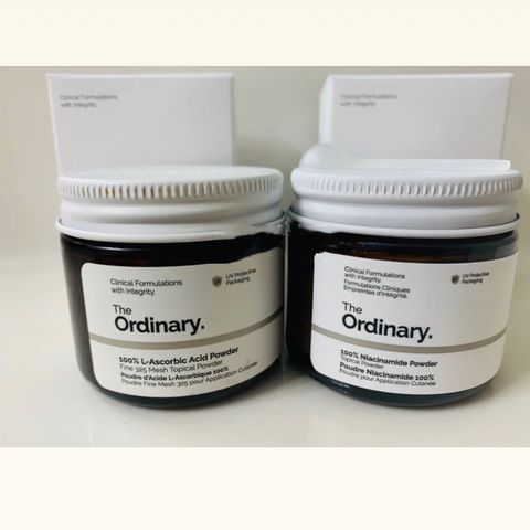 Niacinamide or VC Powder? | The Ordinary Review