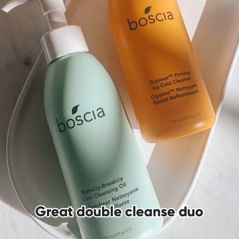 My Post Workout Double Cleansing Duo