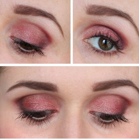 Subversive Red Eye with Lipgloss! Do you like it?