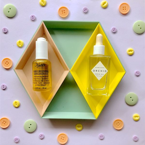 Old VS New: Daytime Facial Oil | Cherie