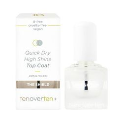 The Shield High Shine Protective Top Coat