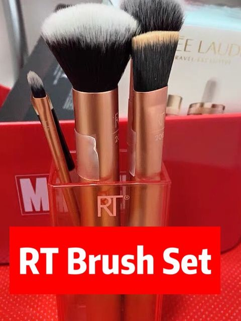 My godsend brush sets!