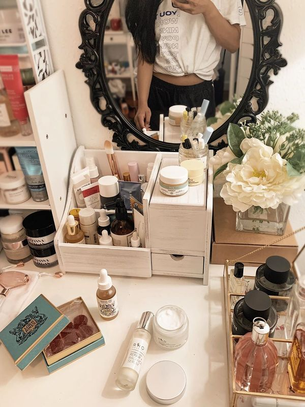 Among other things I've been REALLY enjoying: rho hydra boost serum and cream: a Seattle... | Cherie