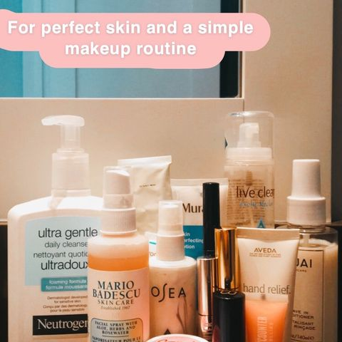 I use these products everyday