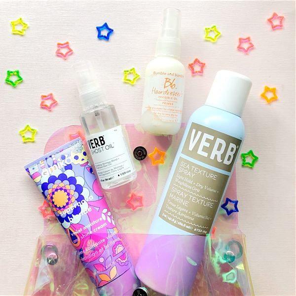 My Favorite Hair Products for Wavy Hair | Cherie
