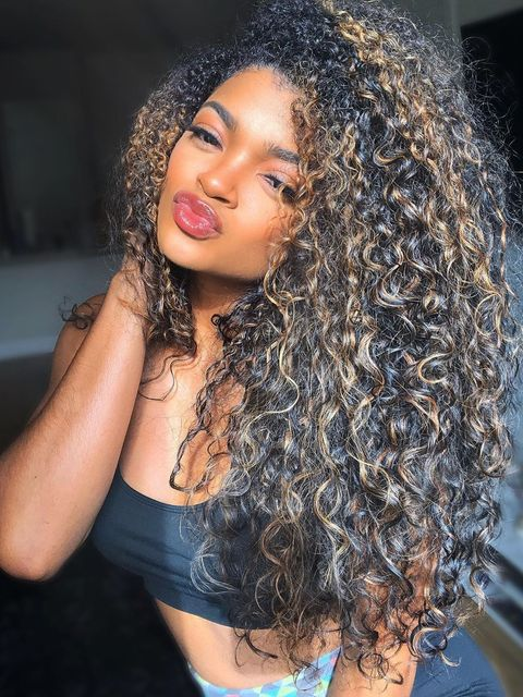 I have tips for damaged curly hair