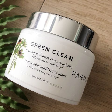 Green Clean 💘 Holy Grail Makeup Remover!