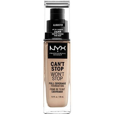 Can't Stop Won't Stop Liquid  Foundation