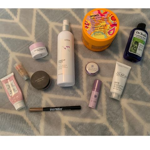 Product Empties | Mar-April