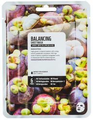 Superfood Facial Sheet Mask Mangosteen