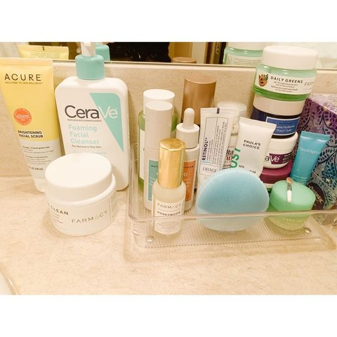 Current Skincare Routine for Oily + Acne Skin!
