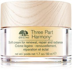Three Part Harmony Soft Cream for Renewal, Repair and Radiance