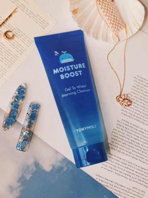 Tony Moly Moisture Boost cleanser