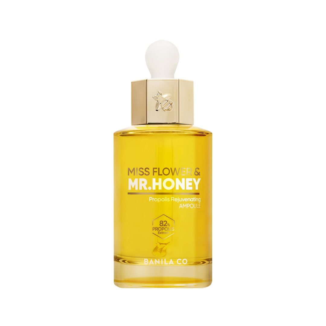 Miss Flower & Mr. Honey Propolis Rejuvenating Ampoule