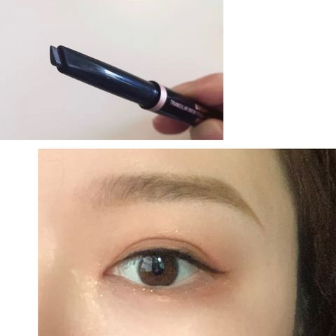 One Product Makeup Challenge - Browpencil