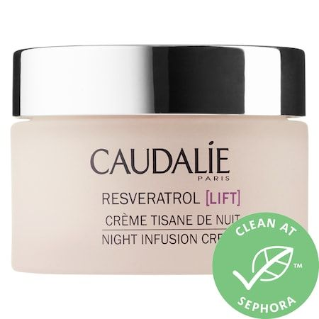 Resveratrol Lift Night Infusion Cream, CAUDALIE, cherie