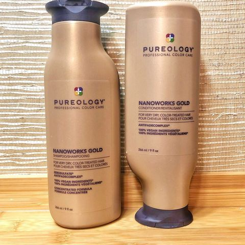 Haircare for Dry, Color-Treated Hair!