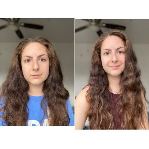 How I Style My Hair for My Small Oval Face
