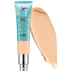 it Cosmetics CC+ Cream Oil-Free Matte SPF 40