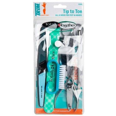 Totally Together Personal Grooming Nail Care Kit