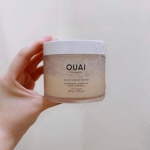 The scalp scrub you need in your life 💆🏻‍♀️